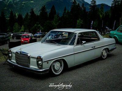 gebraucht Mercedes W114 Coupe 250CE 1968 Airride H-Zulassung
