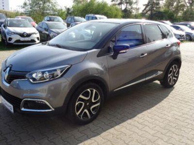 gebraucht Renault Captur 1.5 dCi 90 Luxe Klimaautomatik