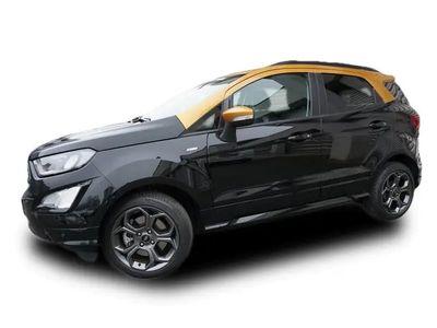 gebraucht Ford Ecosport 1.0 EcoBoost Autom. ST-Line Xenon Navi SHZ Euro Styling Pakret 6d-Temp