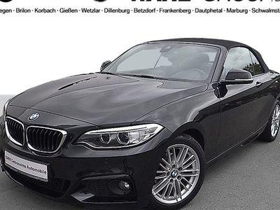 gebraucht BMW 218 d Cabrio M-Sport | EURO 6