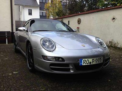 gebraucht Porsche 911 Carrera 4S Cabriolet Tiptronic