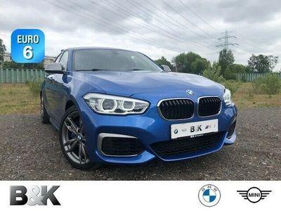 gebraucht BMW M140 5-Türer Navi LED Klima Aktivlenkung PDC