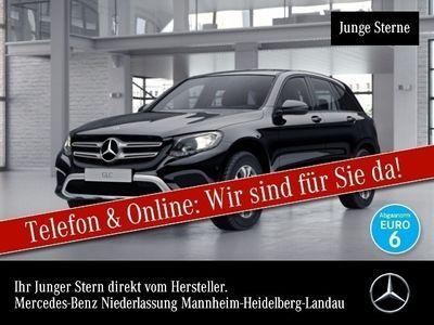 gebraucht Mercedes GLC220 d 4M Navi PTS 9G Sitzh Sitzkomfort Temp