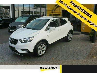 gebraucht Opel Mokka X 1.4 Start/Stop Design Line Allwetter SHZ