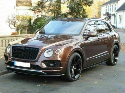 gebraucht Bentley Bentayga Black-Spec/Naim/Mulliner/Carbon-Spec