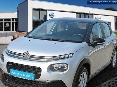 gebraucht Citroën C3 EURO6 Bluetooth Spurassistent