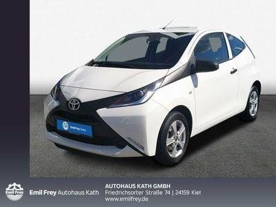 """gebraucht Toyota Aygo X """"Klima,Alu,Radio/CD, Winterräder zusätzlich"""""""