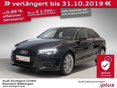 gebraucht Audi A3 Limousine Sport 1.5 TFSI 6-Gang