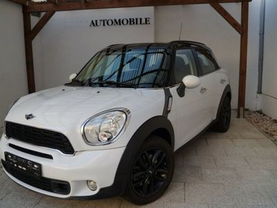gebraucht Mini Cooper S Countryman ALL 4, Autom.Led.Panorama...