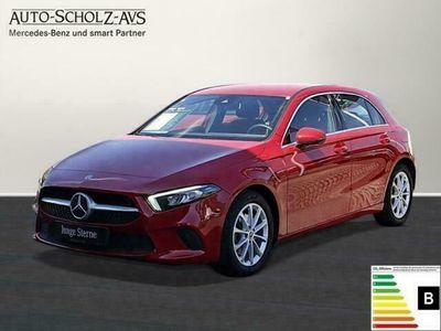gebraucht Mercedes A200 Progressive Business LED Navi MBUX Parkass