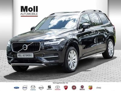 gebraucht Volvo XC90 T5 AWD Geartronic Momentum,Navi,LED,AHK,RüKa