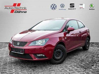 gebraucht Seat Ibiza SC 1.6 TDI Style Salsa bei Gebrachtwagen.expert