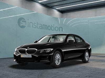 gebraucht BMW 318 318 d Advantage EU6d-T Klima Temp PDC LED SHZ