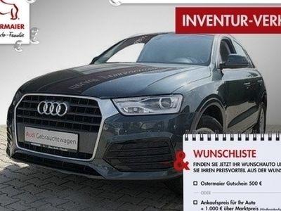 gebraucht Audi Q3 SPORT 1.4TFSI 150PS XENON.AHK.SITZHZG.PDC.ALU S