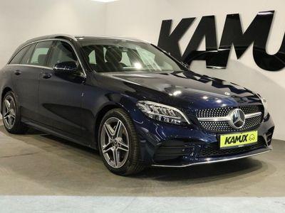 gebraucht Mercedes C200 AMG +LED +Navi +Parktronic +Kamera