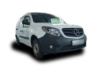gebraucht Mercedes Citan 109 CDI KA RADIO-KLIMA-TRENNWAND