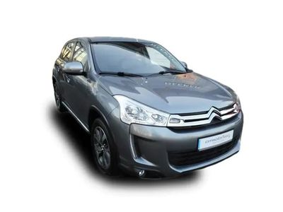 gebraucht Citroën C4 Aircross Selection e-HDi 115 S&S 2WD [Klima, PDC]