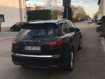 gebraucht Porsche Cayenne Diesel Tiptronic S Approved garantie