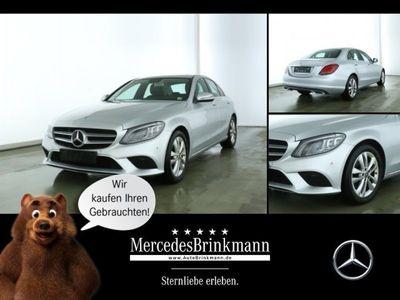 gebraucht Mercedes C180 AVANTGARDE/SCHIEBEDACH/KAMERA Comand/SHD