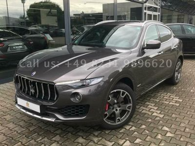 gebraucht Maserati GranSport Levante SSonderleasing 30M/699¤ *SZD*