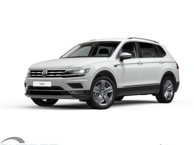 gebraucht VW Tiguan Allspace Highline 2,0lTDI 4MOTION 176kW