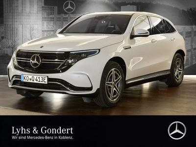 gebraucht Mercedes EQC 400 4MATIC Service+ AMG Distronic 360° HUD
