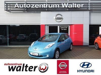 gebraucht Nissan Leaf Visia, inkl. 24 kWh Batterie, Klimaautomati