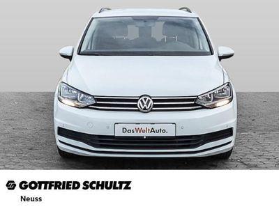 gebraucht VW Touran 1.6 TDI - Klima,Alu,Servo,