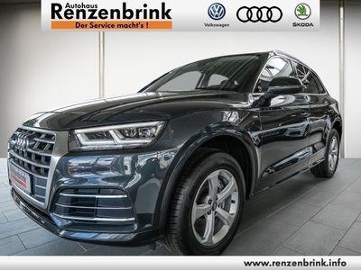 gebraucht Audi Q5 35 TDI S tronic quattro S line Exterieur, Navi
