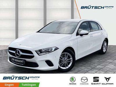 gebraucht Mercedes A200 KLIMA / NAVI / SITZHEIZUNG / ALU / SPURHALTEASSISTENT