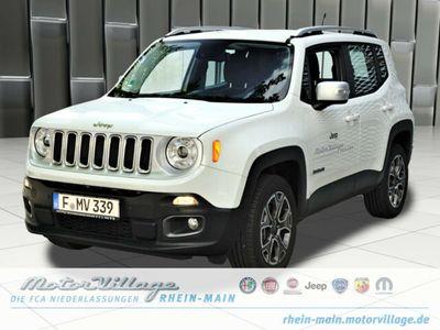 gebraucht Jeep Renegade MY17 Limited 2.0l MultiJet 103kW (140PS)