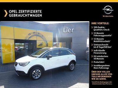 gebraucht Opel Crossland X 1.2 Turbo Innovation, LED Licht, Navi, Park & Go