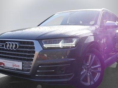 gebraucht Audi SQ7 quat. TDI4.0 V8320 A8