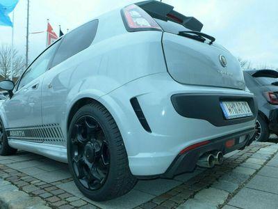 gebraucht Abarth Punto Evo Supersport unverbasteltes Original als Sportwagen/Coupé in Weilheim