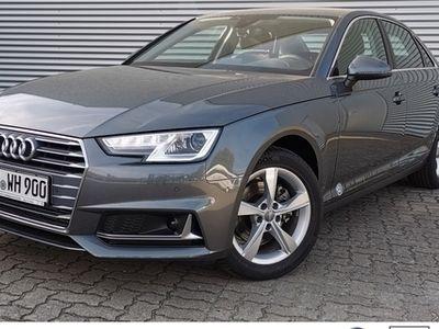 gebraucht Audi A4 2.0 TFSI OPF sport, DSG, Xenon, Navi, ACC, Lane Assist, FIS, SHZ, PDC