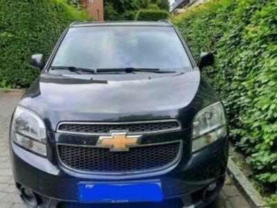 gebraucht Chevrolet Orlando 2.0 7 sitzer