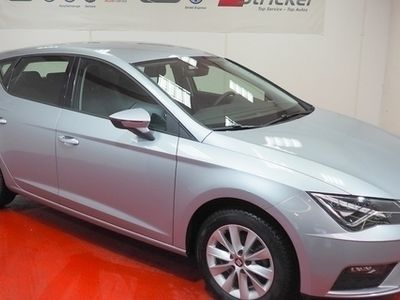 gebraucht Seat Leon Style 1.5TSI 219,-ohne Anzahlung LED