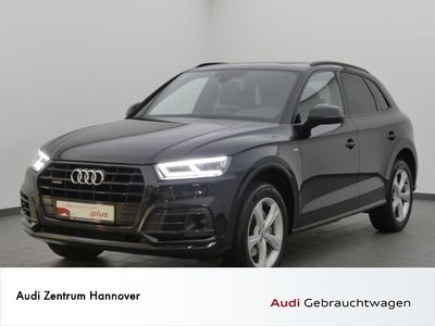 gebraucht Audi Q5 40 TDI qu. sport, Pano, ACC, virtual, LED