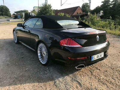 gebraucht BMW 635 Cabriolet e64 D Ac Schnitzer