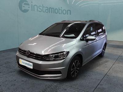 gebraucht VW Touran Touran1.5 TSI UNITED | NAVI | 7-Sitzer | SITZH.