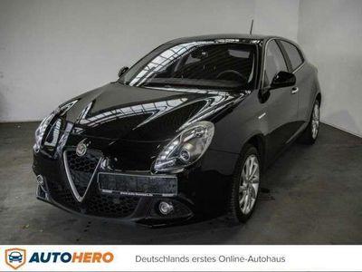 gebraucht Alfa Romeo Giulietta 1.4 Turbo Super Aut*Navi*Xenon*PDC*SHZ