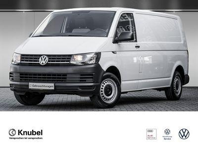 gebraucht VW Transporter T6Kasten 2.0 TDI LR BOTT REGALE/NAVI/AHK/PDC