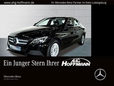 used Mercedes C200 Comand+LED+Schiebedach+PDC