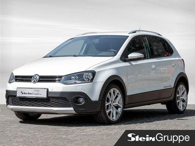 gebraucht VW Polo Cross 1.2 TSI DSG EINPARKHILFE KLIMA