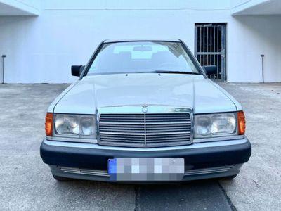 gebraucht Mercedes 190 1.8 (rostfrei, Tempomat, Top Zustand)