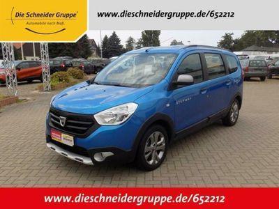 gebraucht Dacia Lodgy 1.2 TCe 115, Stepway Start&Stop, NAVI