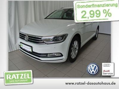 gebraucht VW Passat Variant 2.0 TDI DSG Comfortline Navi ACC (LED Klima Einpar