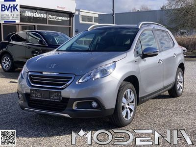 käytetty Peugeot 2008  STYLE 110 S+S PANORAMA SITZHEIZUNG PDC