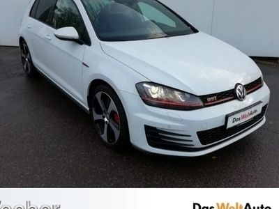 gebraucht VW Golf VII GTI 2.0 TSI DSG Performance AHK Xenon 1