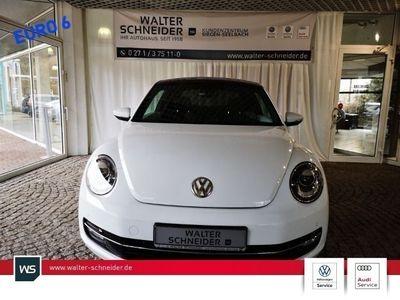 gebraucht VW Beetle Cabriolet Design 1.4 TSI Bi-Xenon Navigation